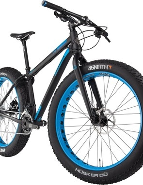 No, it's not an oxymoron, the Beargrease is a race-ready fat bike