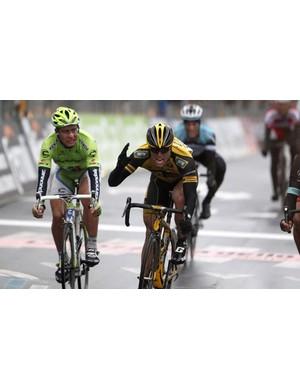 Gerald Ciolek (MTN-Qhubeka) wins Milan - San Remo