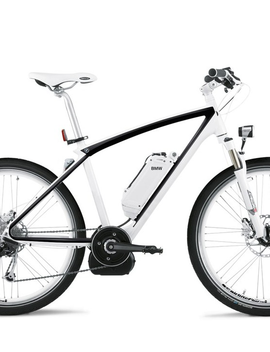 BMW's new Cruise e-bike