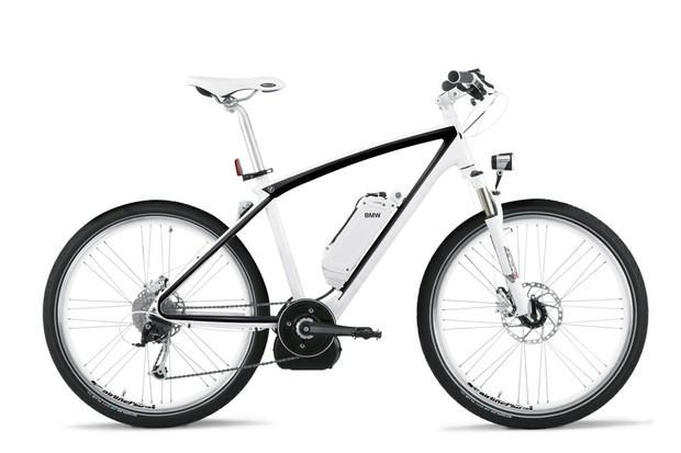 BMW's new Cruise e-bike