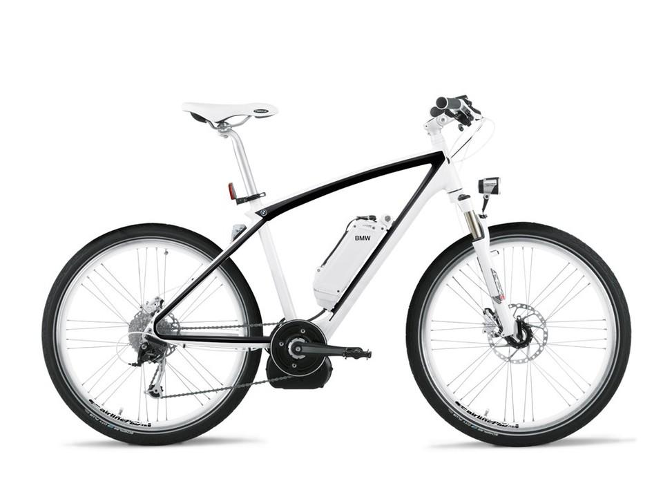 Bmw Bicycle >> Bmw Cruise Electric Bike First Look Bikeradar