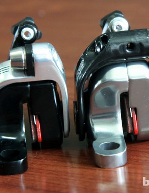TRP claims the new Spyre and Spyre SLC cable actuated disc brakes are more than 20mm narrower than Avid's BB7.