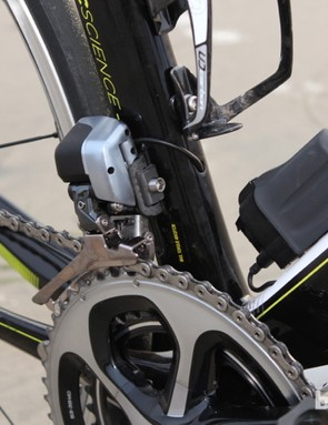 Battery life is approximated at 1,500 riding hours, and recharging takes 90 minutes