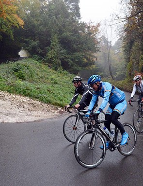 Box Hill features in the Prudential RideLondon Surrey 100 route