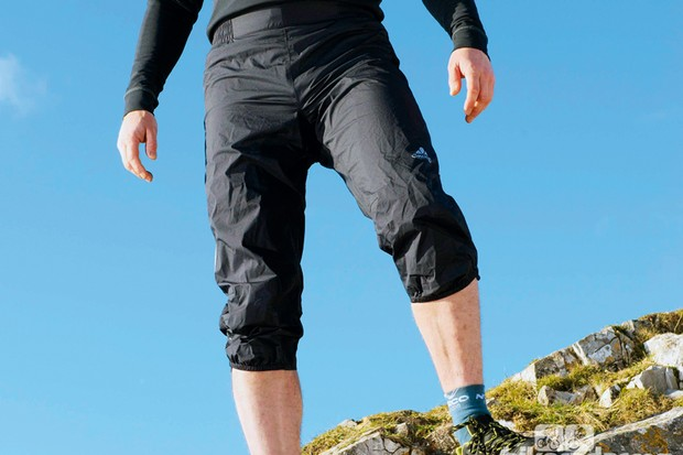 Vaude Spray 3/4 Pants II