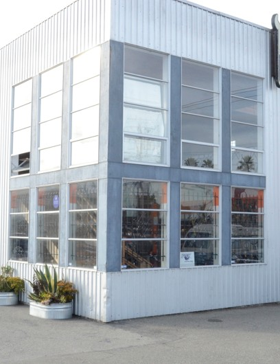 Wrench Science headquarters in Berkeley, California