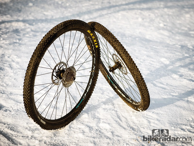 Whyte XC-209-C wheels