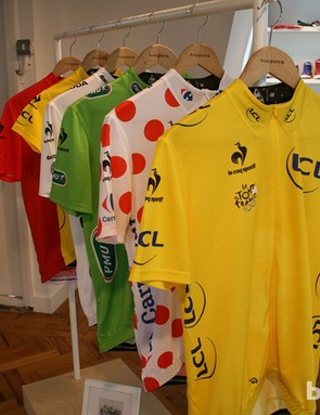 Le Coq Sportif will also be making regular replicas of the famed Tour jerseys