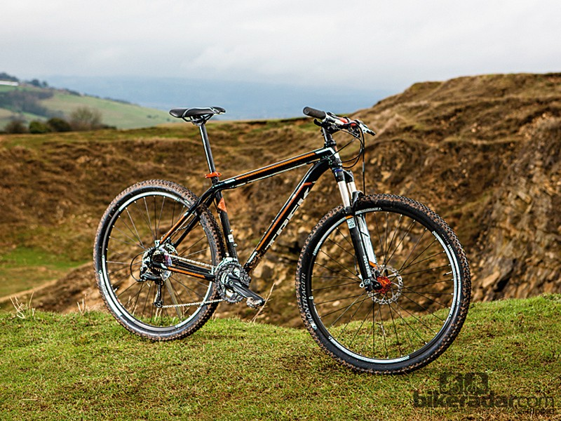b328cbc1467 Trek Mamba - BikeRadar