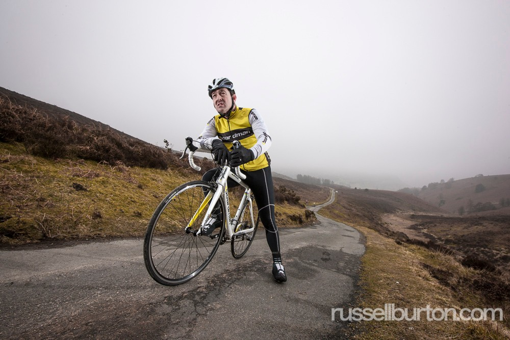 Chris Boardman pauses during his favourite ride. How does yours compare?