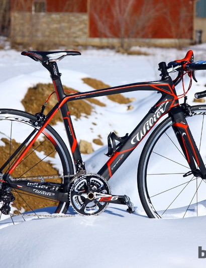 Wilier Triestina's new Cento1SR is striking in appearance and brilliant to ride
