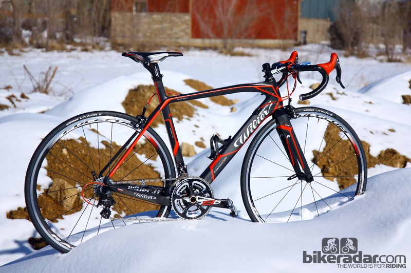 d5518ebfc27 Wilier Triestina's new Cento1SR is striking in appearance and brilliant to  ride