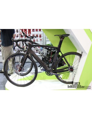 Road bikes like this will be commonplace before you know it