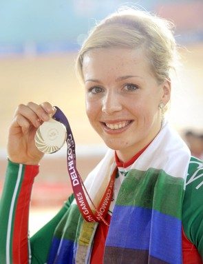 Commonwealth silver medallist Becky James wants more women to get into cycling