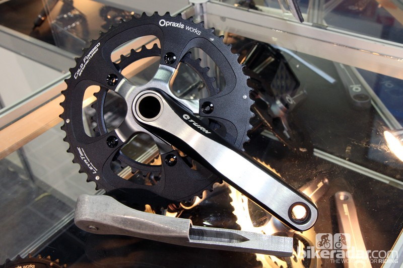 Praxis Works' crankset division, Turn, will soon release its new hollow-forged cranks, which aim to compete price-wise with heavier solid-forged models from other companies