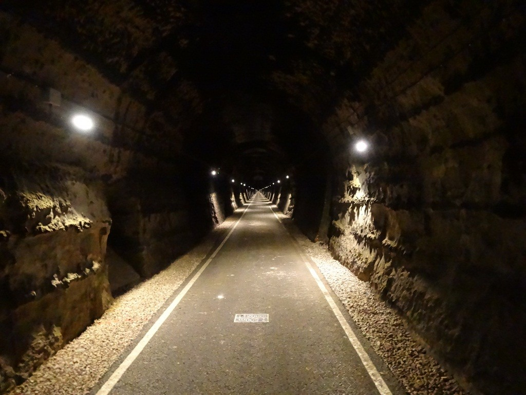 The soon-to-open Combe Down cycle and pedestrian tunnel is the longest in Britain