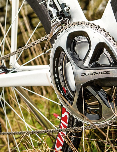 The latest Dura-Ace takes the gearing up to 11 via the DT Swiss DICUT wheels reviewed in last month's issue
