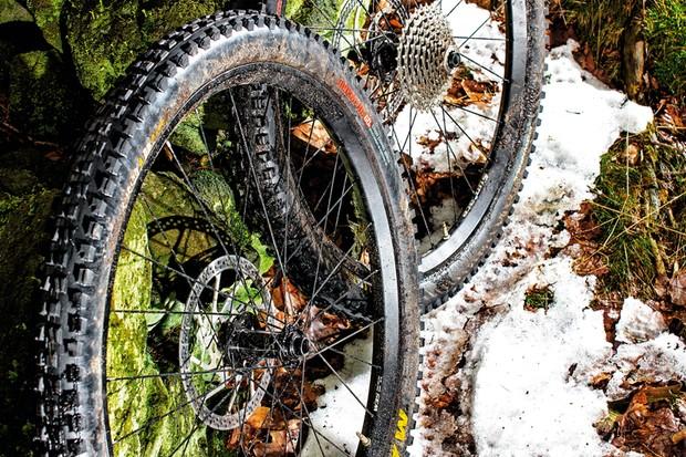 Syntace W35 MX wheelset
