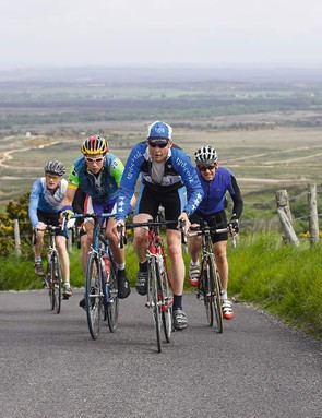 Tour of Wessex: horrendously hilly
