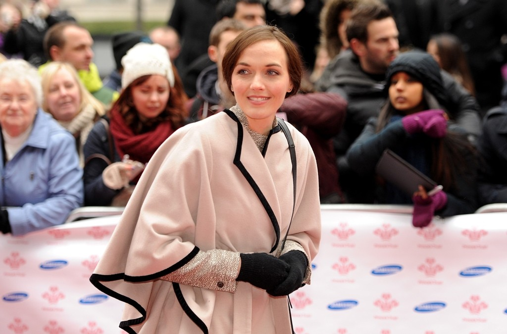 Victoria Pendleton received a CBE for services to cycling yesterday