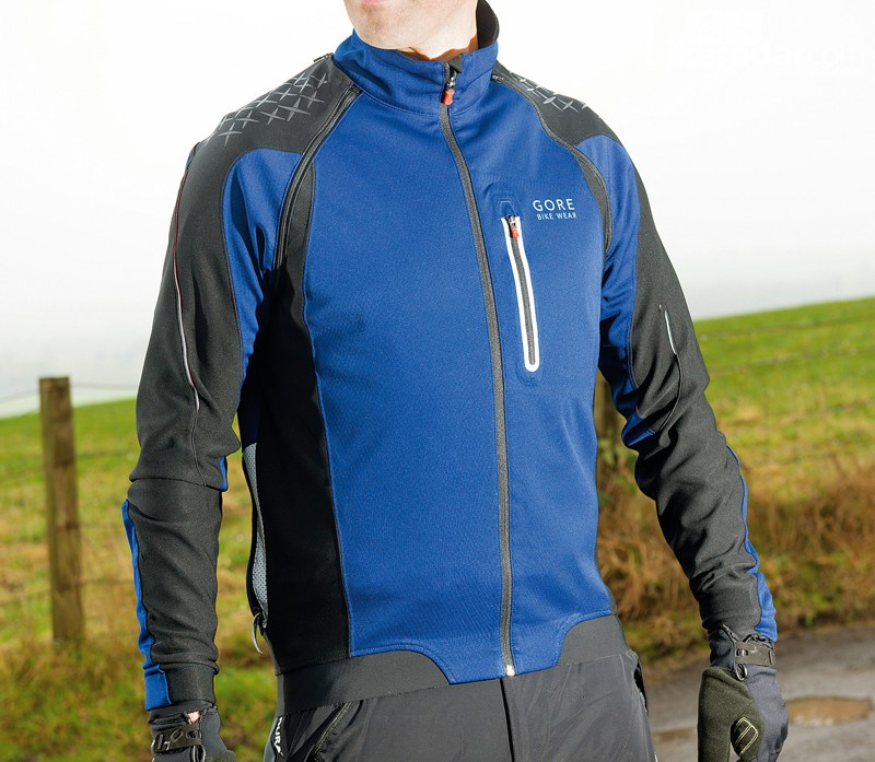 Gore Bike Wear Alp-X 2.0 Windstopper jacket