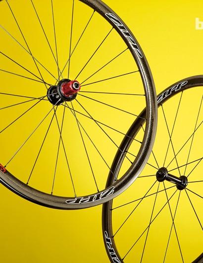 Zipp 202 Firecrest Carbon Clincher wheels