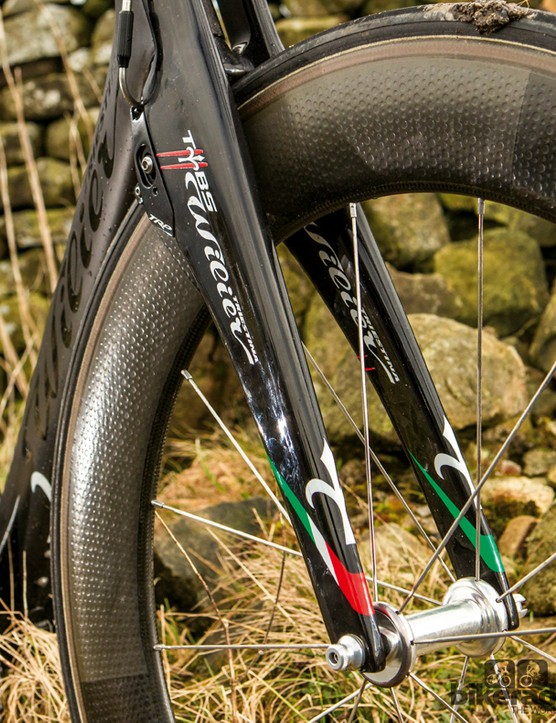 The luxurious yet performance poised charisma of the Wilier puts it with other Italian icons such as Ferrari and Ducati