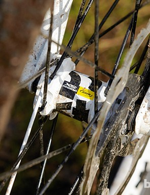 Mavic's Crossmax SX wheels are quality items with plenty of strength and stiffness