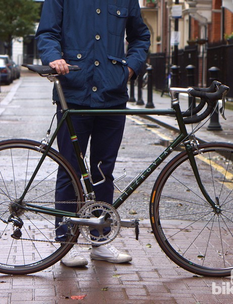 Traditional, neat-looking road bikes are a booming business for Fitzrovia Bicycles