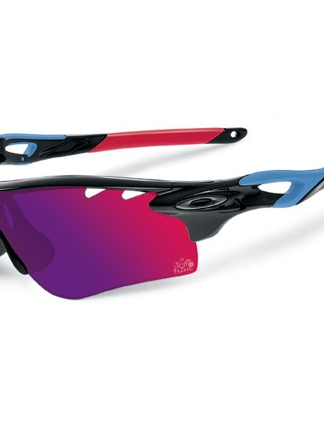 The Tour de France themed Oakley RadarLock Path