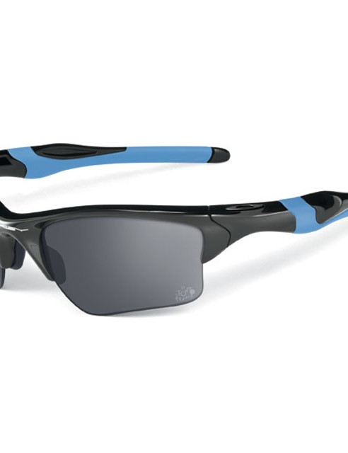 Tour de France themed Oakley Half Jacket 2.0