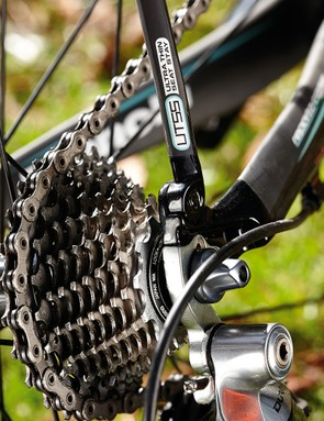 Shimano have joined Campagnolo and gone up to 11-speed cassettes