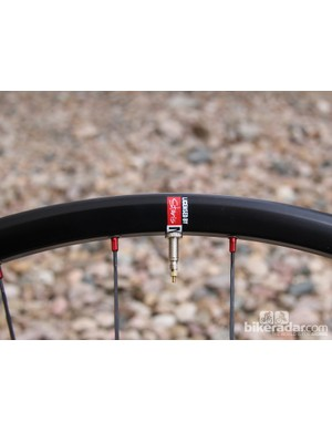 Start by using a wheelset built with UST or tubeless-compatible rims
