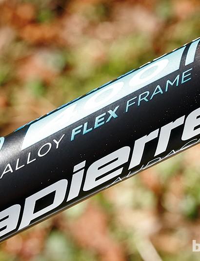 Your flexible friend – the alu frame majors on comfort