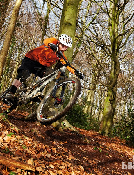 Intense were way ahead of the 650B game with the Tracer 275