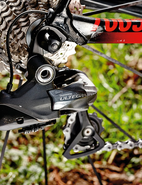 Our friend's electric! Shimano Ultegra Di2 on a £2,200 bike is very good value