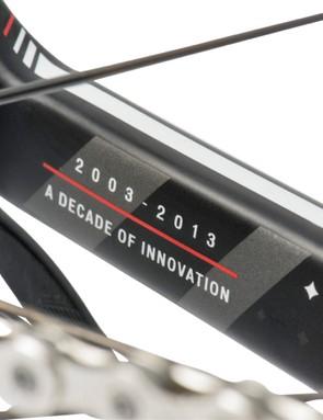 Ruby is Specialized's top-end women's bike