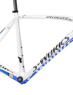 The Nibali S-Works Tarmac frameset