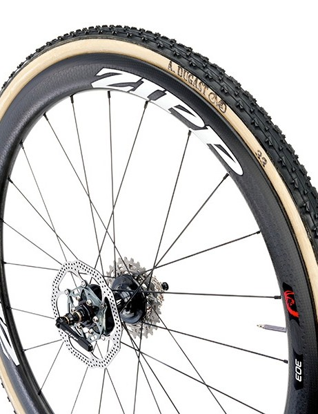 The new Zipp 303 Firecrest disc-brake wheels will come in tubular and clincher