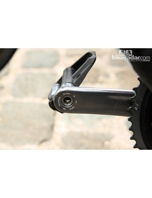 175mm-long cranks for Argos-Shimano sprinter Marcel Kittel