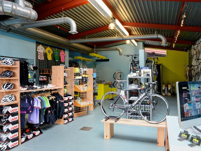 Cascade Bicycle Studio