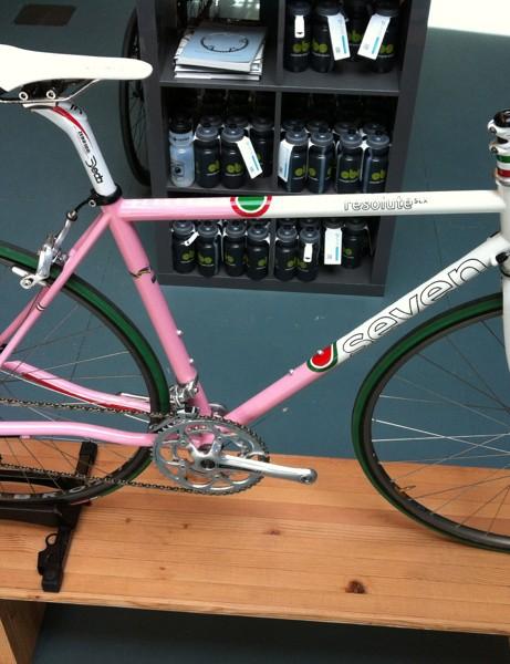 Giro bike