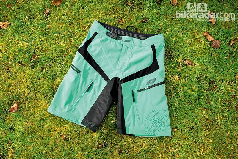 O'Neal Pin It II baggy shorts