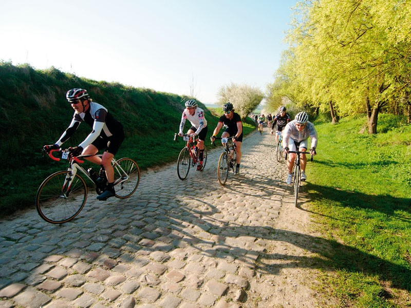 Join the BikeRadar Active One Day Classics Challenge in April and win prizes