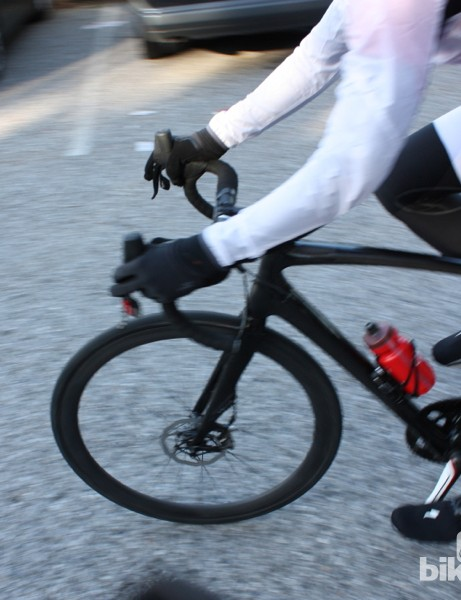 'Project Black' is what Specialized calls its prototype program