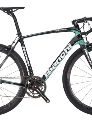 The new Bianchi Infinito CV