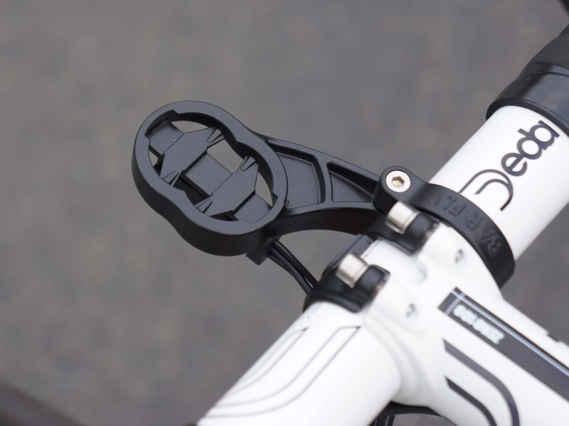 The new Bar Fly 2.0 fits all Garmin Edge computers, and sets them lower than the previous Bar Fly