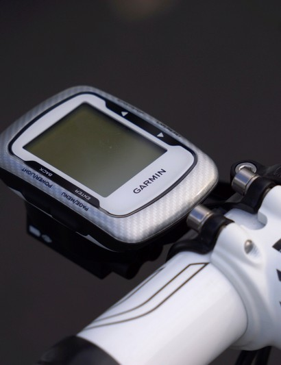 The Garmin 500 on the Bar Fly 2.0