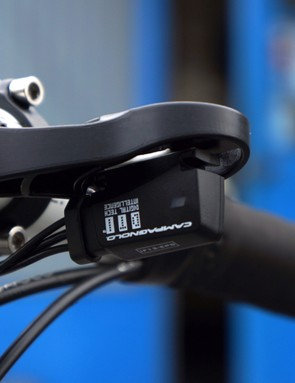The Bar Fly 2.0 can be used to mount Campagnolo's EPS junction box, too