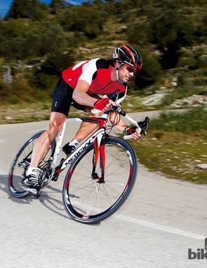 Procycling bike tester Marcel Wüst described the Eddy Merckx EMX-5 as
